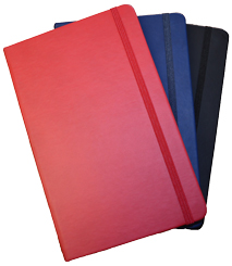 casebound journal books, faux leather journal covers
